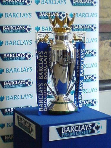 Premier League - trofeum