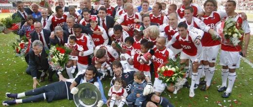 Zmiany trenerskie w czołowych klubach Eredivisie
