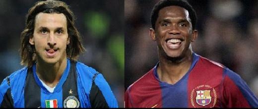Eto'o czy Zlatan? Barca czy Inter?