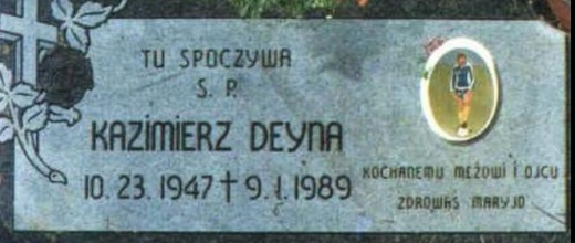 Deyna Kazimierz, nie rusz Kazika, bo zginiesz!