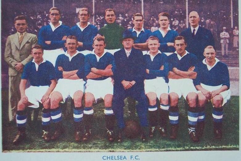 Chelsea Football Club 1938
