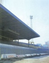 West Stand 1966 rok