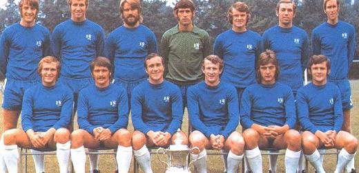 Chelsea Football Club 1970
