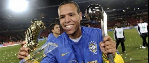 Piłkarskie marzenia Luisa Fabiano