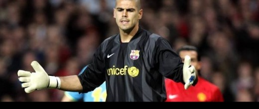 Niedoceniany Victor Valdes