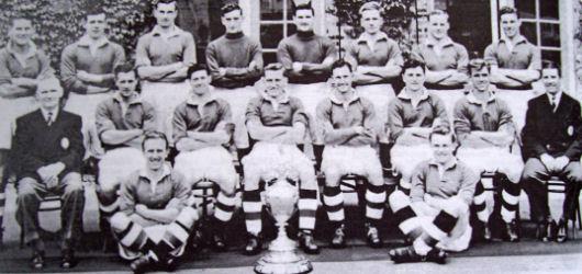 Chelsea Football Club 1954/55