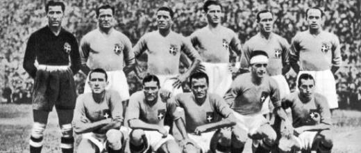 Włochy 1934 - II Mistrzostwa Świata w piłce nożnej