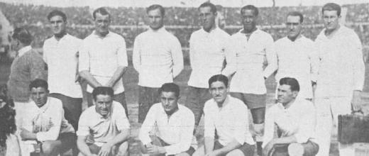 Urugwaj 1930 - I Mistrzostwa Świata w piłce nożnej