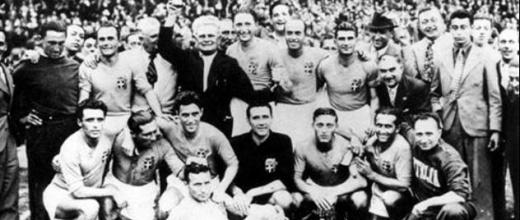 Francja 1938 - III Mistrzostwa Świata w piłce nożnej
