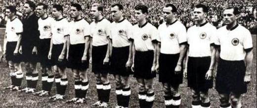 Szwajcaria 1954 - V Mistrzostwa Świata w piłce nożnej