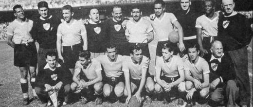 Brazylia 1950 - IV Mistrzostwa Świata w piłce nożnej